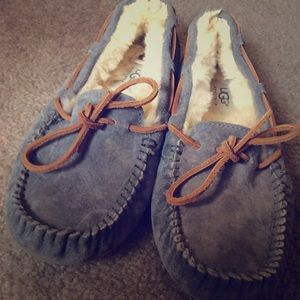 UGG moccasins size 7.   PRICE NEGOTIABLE